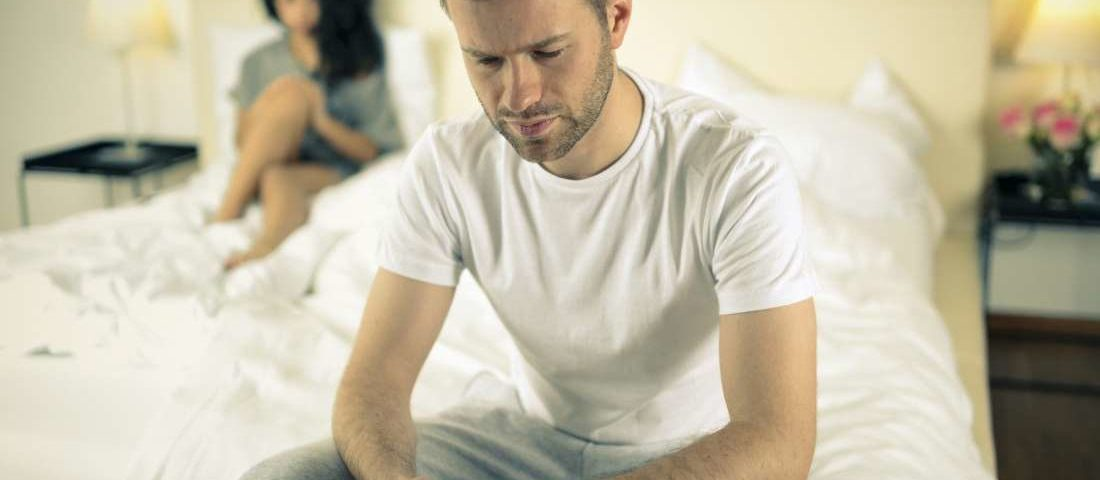 sexual impotence, its causes and treatment